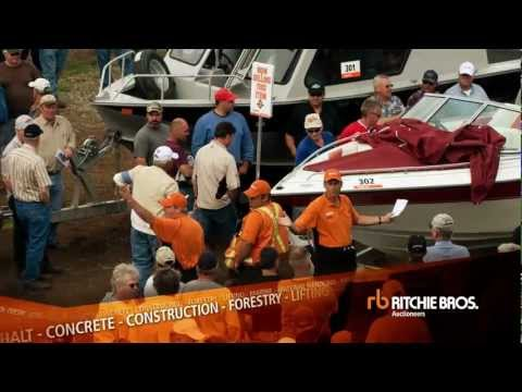 Forestry, Mining and Marine Auctions at Ritchie Bros. Auctioneers