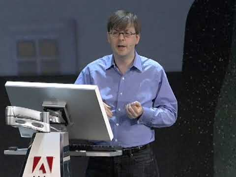Adobe AIR 2 Features - MAX 2009 Day One Keynote, Kevin Lynch
