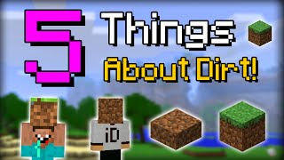 ✔ Minecraft: 5 Things You Didn