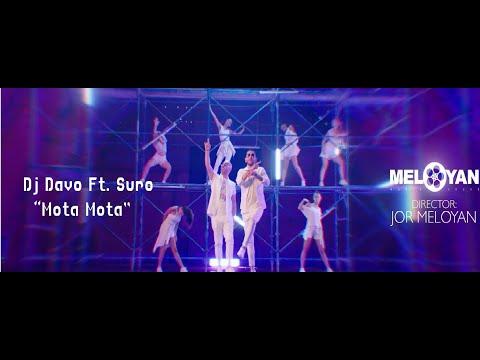 "Dj Davo F.t Suro ""Mota-Mota"" (Official  Music Video Clip )"