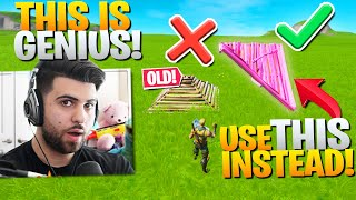 Why Pros Are *SWITCHING* To PRE-EDITED Pyramids! (GENIUS TRICK!) - Fortnite Battle Royale
