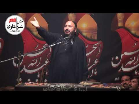 Zakir Syed Altaf Hussain Shah  Majlis 72 Taboot  27 Oct 2017 YadGar Shahadat Shahzada Ali Akbar a.s