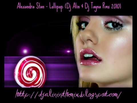 Alexandra Stan - Lollipop (Mandeea Deejay extended edit)