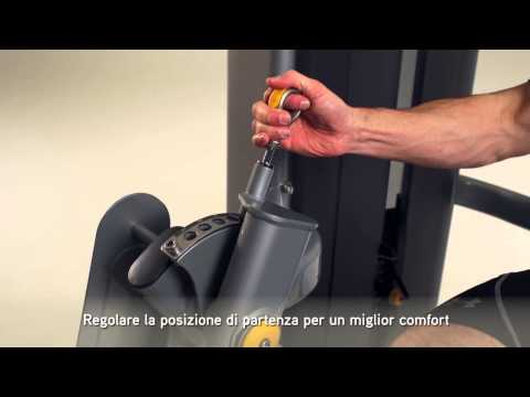Matrix Fitness Italia: VERSA LegExtension
