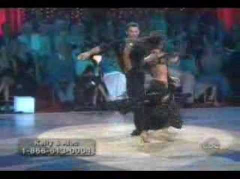 Kelly Monaco Dancing with the Stars Video