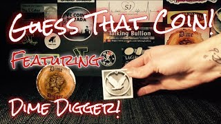 Guess That Coin! LHB and Dime Digger Special! (Winner Joe's Coins)