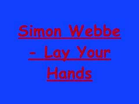 Simon Webbe-Lay Your Hands