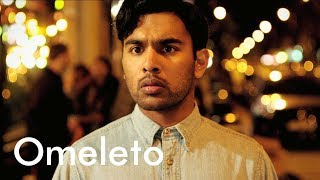 A young man takes his date to an Indian restaurant. To his horror, she goes off-menu in Hindi.
