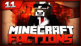 Minecraft FACTION Server Lets Play - YOU FOUND US... - Ep. 11