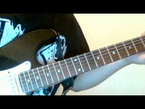 In The End Black Veil Brides Guitar Lesson video