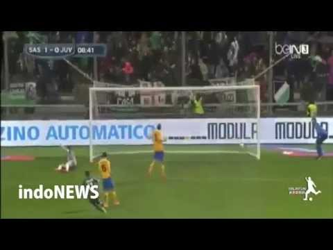 Sassuolo vs Juventus 1 3 ~ All Goals & Highlights 28042014