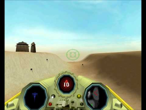 Camera bug in Rogue Squadron 3D