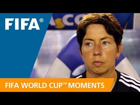German heroine remembers 2003 glory