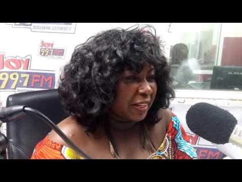 Nana Ansah Kwao and Gifty Anti on Drive Time