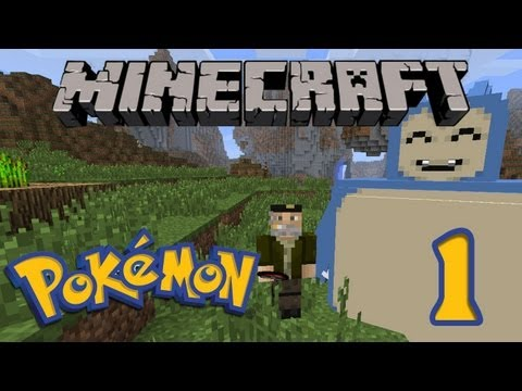 Snorlax Te Quiero!! POKEMON En MINECRAFT 1.4.5   Pixelmon Ep.1   - Minecraft Mod