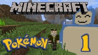 Snorlax Te Quiero!! POKEMON En MINECRAFT 1.4.5 | Pixelmon Ep.1 | - Minecraft Mod