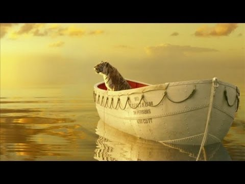 life Of Pi Unplugged: A Test Of Animals & Actors video