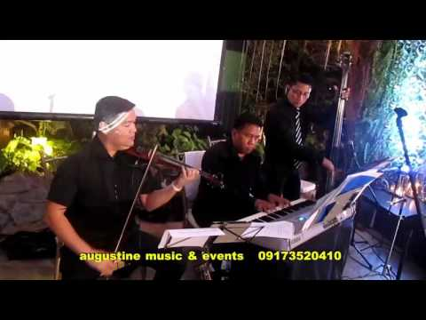 LIVE MUSIC ENTERTAINMENT AT GLASS GARDEN PHILIPPINES