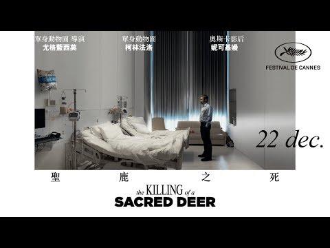 12.22《聖鹿之死》台灣官方預告|單身動物園導演新作、坎城影展最佳劇本獎