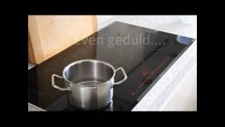 inductie-kookplaat