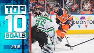 Top 10 Goals of 2019  NHL