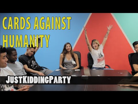 Cards Against Humanity Pt. 2