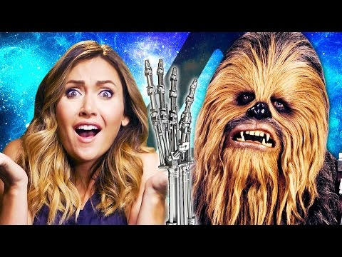 STAR WARS Leaks Reveal Chewbacca's Big Secret! (Nerdist News w/ Jessica Chobot)