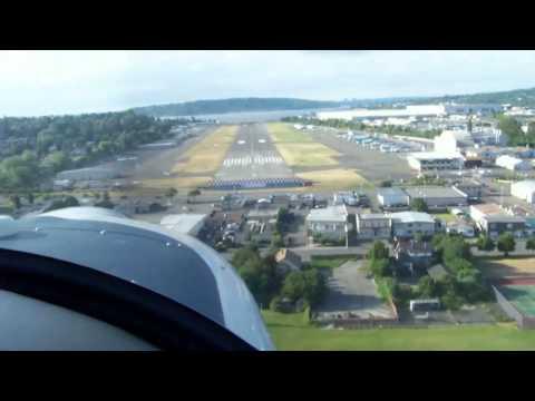 Evektor SportStar flight testing for FSX add-on