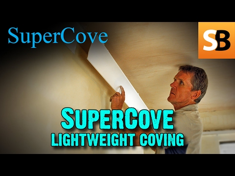 How to Cut & Fit Coving with Supercove