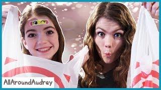 10 Dollar Target Challenge - YouTuber Essentials / AllAroundAudrey
