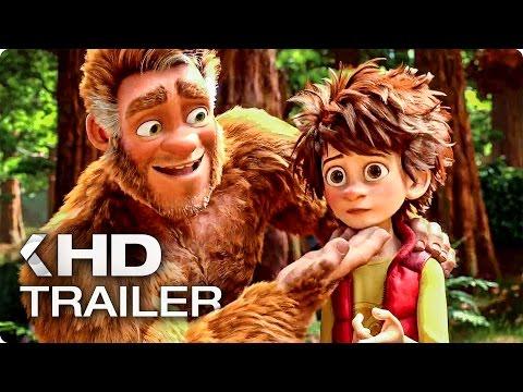 THE SON OF BIGFOOT International Trailer (2017) streaming vf