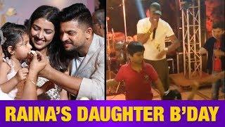 Raina's Daughter Gracia's Birthday celebration