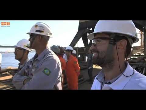 First oil for FPSO Cidade de Saquarema