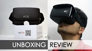ANTVR Unboxing, Setup & Full Review with Lenovo K4 note & Coolpad Note 3| Howisit