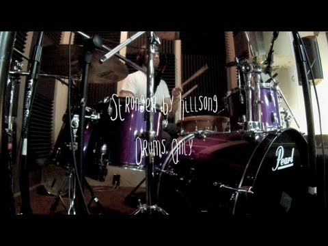 Stronger - Hillsong Live - Drums Only - Chris Bair - Gopro video