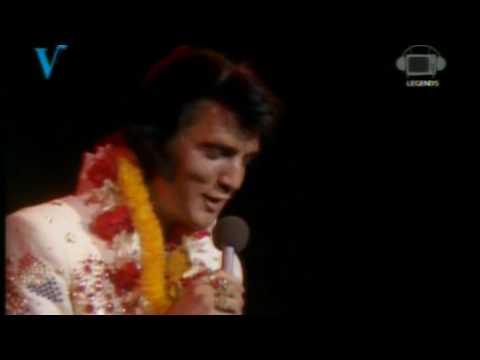 Elvis Presley - Fever (Live)