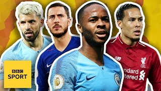 Who should be PFA Player of the Year 2018-19? | BBC Sport