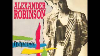 Alexander Robinson - Perfection