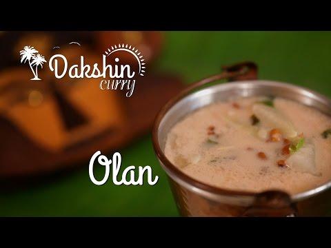 How To Make Olan | Onam Special Recipe by Preetha Srinivasan
