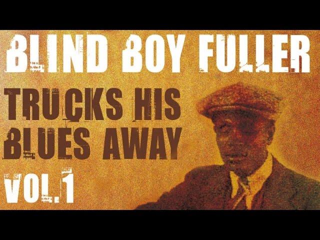 Blind Boy Fuller - 16 Country Rags & Folk Blues