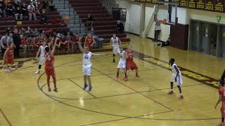 Wasilla Warriors vs ACS Lions, (3rd Quarter), Dimond Prep Shootout