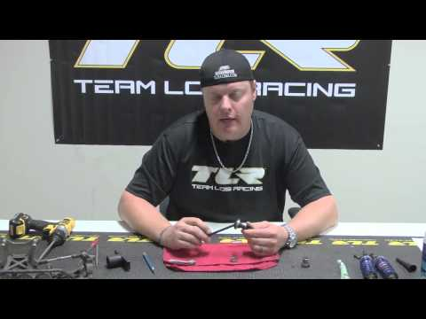 Losi® 5IVE-T Maintenance with TLR's Adam Drake