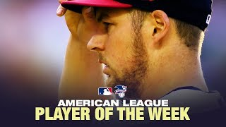 Trevor Bauer is the American League Player of the Week (6/10 to 6/16)