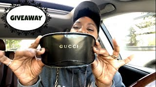 It's An AMAZING Time For A Gucci Giveaway!!! ( The Power Of Giving)!!