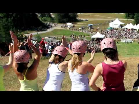 2010 Canadian Cheese Rolling