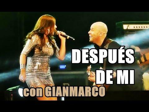 Nicole Pillman y GianMarco - Después de mi