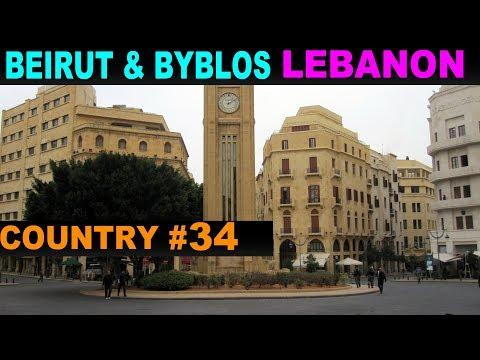 A Tourist's Guide to Beirut, Lebanon