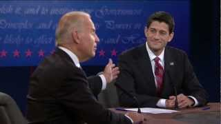 PART 4: 2012 Vice Presidential Debate
