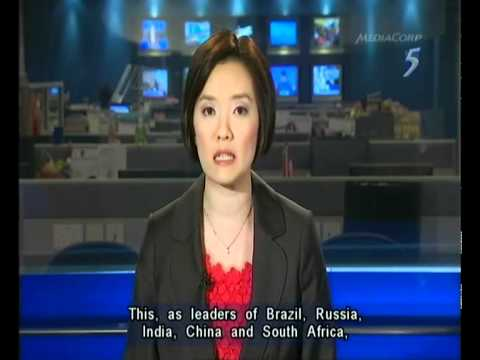 Singapore Channel 5 News 9.30PM @ 29-03-2012