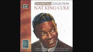 Watch Nat King Cole Tenderly video
